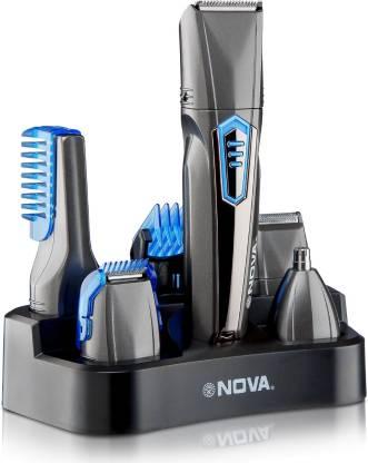 NOVA NG 1175  Runtime: 45 Mins Grooming Kit for Men