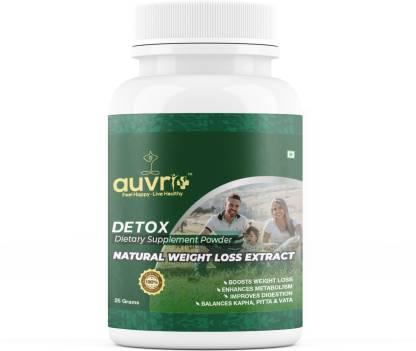 Auvriplus Detox ayuverdic weight loss natural herbal product