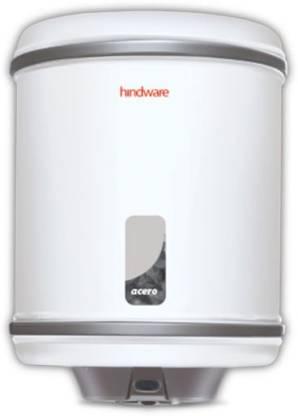 Hindware 15 L Storage Water Geyser (ACERO 15L, Pure White)