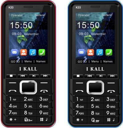 I Kall K33 New Combo of Two