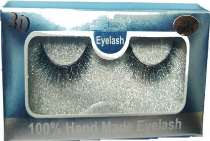 BELLA HARARO Black Handmade Natural False Eyelashes