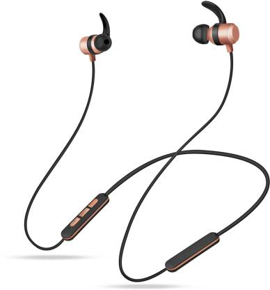 Akai NeckPlay Sports Bluetooth Wireless Earphone with Hands Free Mic Bluetooth Headset