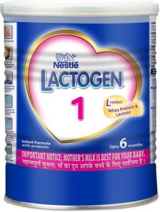 LACTOGEN 1 Infant Formula Powder 400g Tin pack