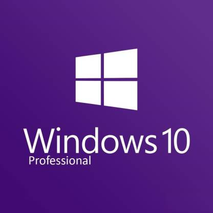 Elementary Windows 10 Professional Activation Key  32/64 Bit    Lifetime License Professional 64