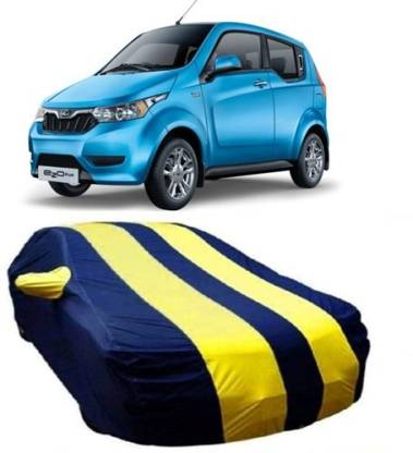 HDSERVICES Car Cover For Mahindra e20 (With Mirror Pockets)