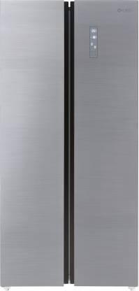 KORYO by Big Bazaar 509 L Frost Free Side by Side Refrigerator