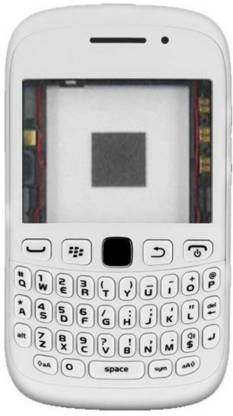 plitonstore BlackBerry Curve 9320 White BACK PANEL FOR-(BLACKBERRY CURVE 9320)-(WHITE) Back Panel
