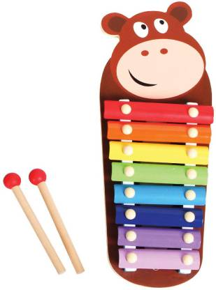 ORAPPLE Tin Tin Xylophone Musical Toy for Babies/Kids for Boys & Girls of 1,2,3,4 Years Old Age