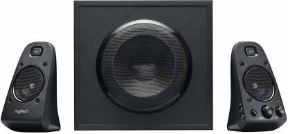 Logitech Z 623 300 W Bluetooth Home Theatre Black, 2.1 Channel  Logitech Speakers