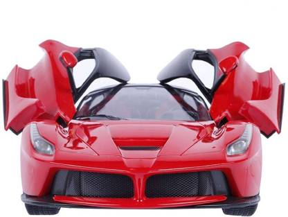 VikriDa Remote Control Ferrari Car With Openable Doors And Rechargeable  Batteries For Kids - Remote Control Ferrari Car With Openable Doors And  Rechargeable Batteries For Kids . Buy car toys in India.