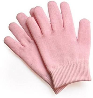 SHRIH Moisturize Soften Repair Cracked Skin Treatment Gel Spa Gloves