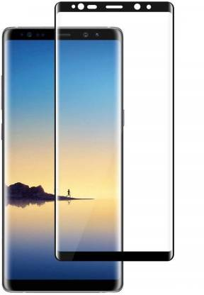 SVENMAR Edge To Edge Tempered Glass for Samsung Galaxy Note 8