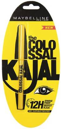 MAYBELLINE NEW YORK Colossal Kajal Smudge Proof