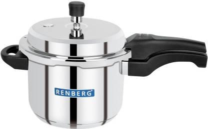 Renberg Supreme 3 L Induction Bottom Pressure Cooker