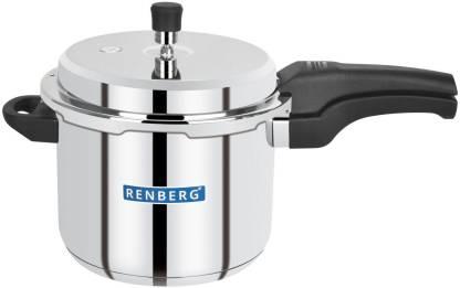 Renberg Supreme 5 L Induction Bottom Pressure Cooker