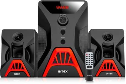 Intex 2.1 XV ROCK SUFB 55 W Bluetooth Home Theatre