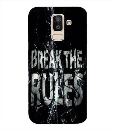 Lifedesign Back Cover for Samsung Galaxy On8