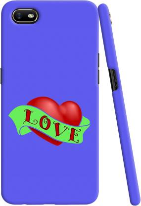 GIFT4EVER Back Cover for OPPO A1K