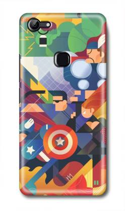 designer Back Cover for Vivo Y83 or Vivo Y81