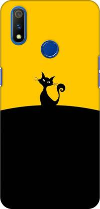 CHAPLOOS Back Cover for realme 3 Pro RMX 1851