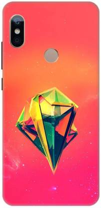 Wooo Back Cover for Mi Redmi Note 6 Pro