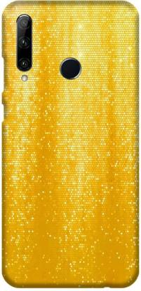 PNBEE Back Cover for Honor 20i, HRY-TL00T- Texture Print Mobile Case Cover