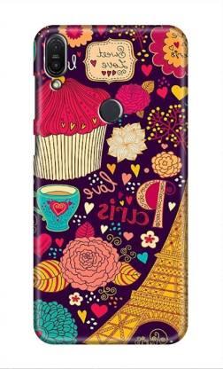 HELLO CASE Back Cover for Asus Zenfone Max Pro M1