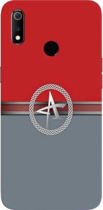 AHARIN Book Cover for Realme 3 Pro