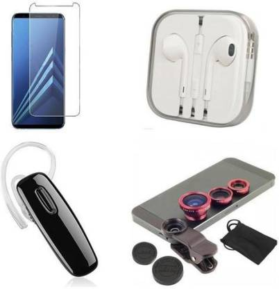 Mudshi Screen Protector Accessory Combo for Samsung Galaxy A40