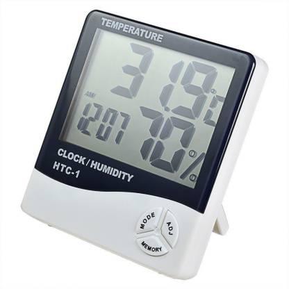 Sakar Digital White, Black Clock
