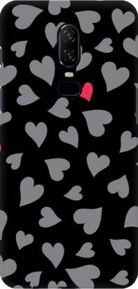 COBIERTAS Back Cover for OnePlus 6
