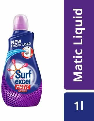 Surf excel Front Load Matic Liquid Detergent - 1 L Fresh Liquid Detergent