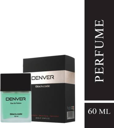 DENVER Black Code Perfume Eau de Parfum  -  60 ml