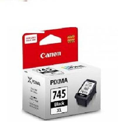 Canon Canon Pixma PG 745XL Single Color Ink Cartridge  Black  Black Ink Cartridge
