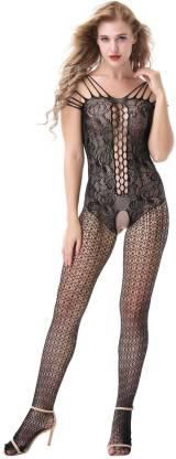 Gopalvilla Women Textured Stockings