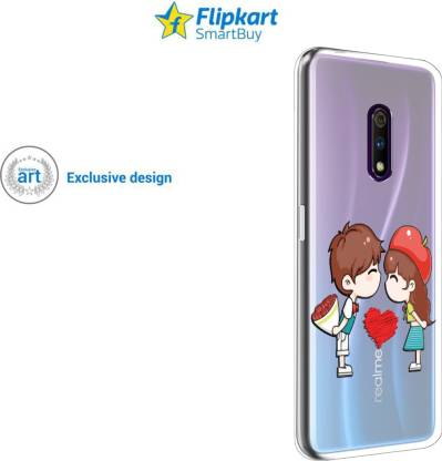 Flipkart SmartBuy Back Cover for Realme X