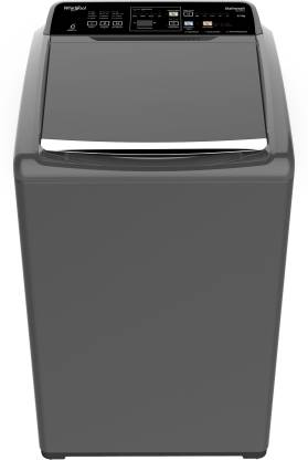 Whirlpool 6.2 kg Fully Automatic Top Load with In-built Heater Grey