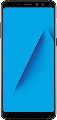 Samsung Galaxy A8 Plus (Black, 64 GB)  (6 GB RAM) thumbnail