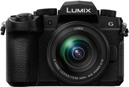 Panasonic G Series DC-G95MGW-K Mirrorless Camera Body with Single Lens: 12-60mm lens