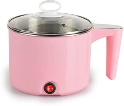 UnV K11 Electric Rice Cooker with Steaming Feature