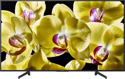 SONY Bravia X8000G 163.9 cm (65 inch) Ultra HD (4K) LED Smart Android TV