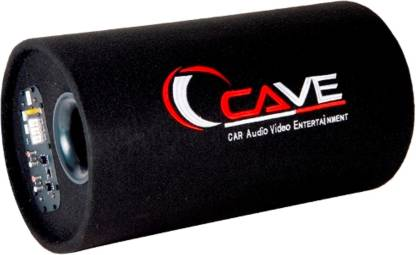 Cave 3800w PMPO Car Bass Tube With 10 Inch Subwoofer Amplifier Subwoofer