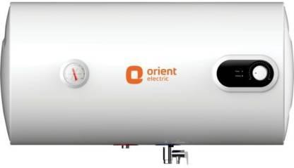 Orient Electric 25 L Storage Water Geyser (EcoWiz, White)