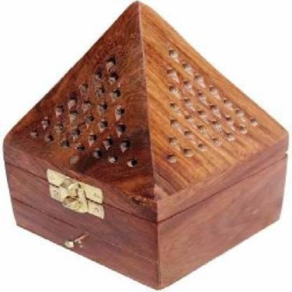Rolimoli Wooden Incense Holder