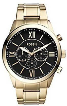 Fossil BQ1776 Flynn Analog Watch - For Men