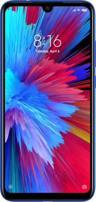 Flipkart big billion day mobile offers 2019- best phone to buy in sale | Redmi Note 7S (Sapphire Blue, 64 GB)