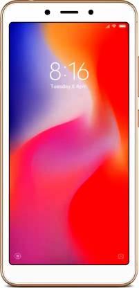 Redmi 6A (Gold, 16 GB)