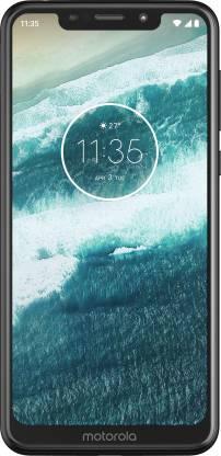 Moto One (Black, 64 GB)  (4 GB RAM) thumbnail