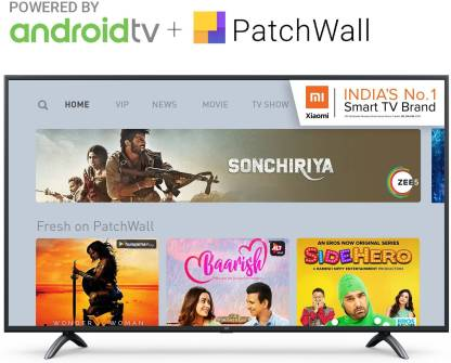 Flipkart - Flipkart: Mi LED Smart TV 4A Pro 108 cm (43) with Android