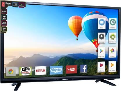 T-Series Smart 80 cm (32 inch) HD Ready LED Smart TV